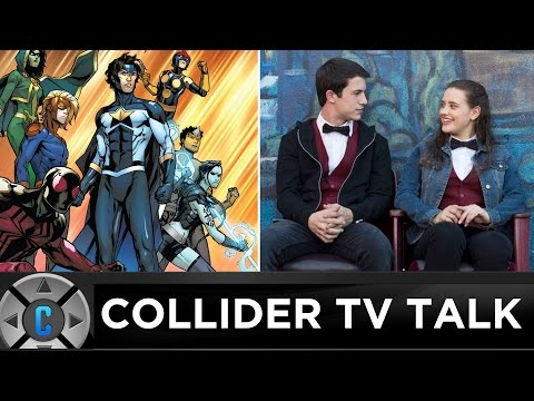Marvel's New Warriors Coming To Freeform, 13 Reasons Why Discussion - Collider TV Talk