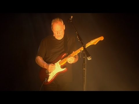 PINK FLOYD:DAVID GILMOUR 『Shine On You Crazy Diamond』 The Royal Albert Hall