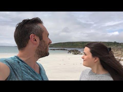 WHITE SANDY BEACHES IN IRELAND
