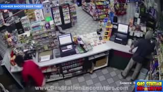 Cashier Shoots Beer Thief thumbnail
