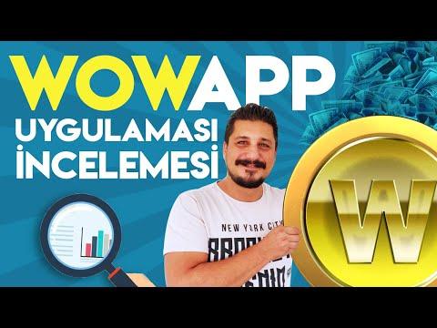 WOWAPP | PARA KAZANDIRAN MOBİL UYGULAMALAR 2019