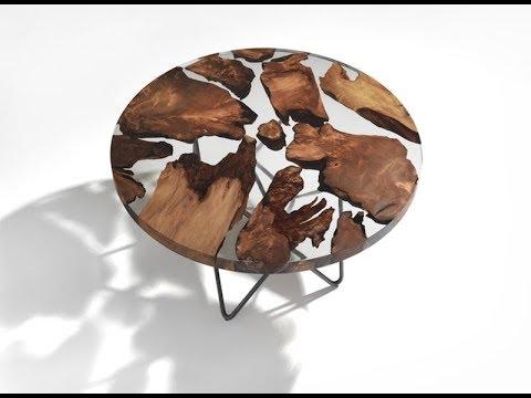 Wood Craft Products Using Epoxy Resin Youtube