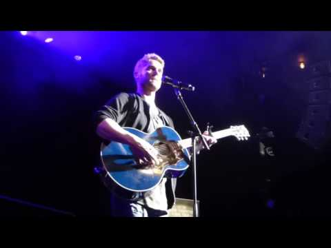 "Brett Young-Live-""Mercy"""