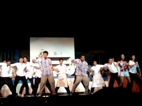HSM2 - Work This Out [Guam Peformance]