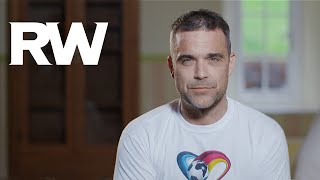 Robbie Williams | Robbie announces Soccer Aid 2016