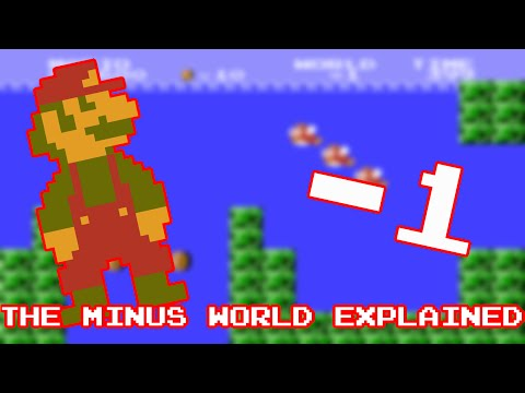 Why the Minus World Glitch Happens — IN-DEPTH TECHNICAL EXPLANATION — Glitch in Depth