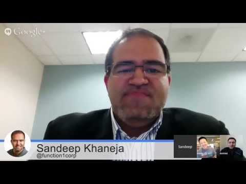 Storage Hangout - Talking about the big data industry and Splunk with Function1