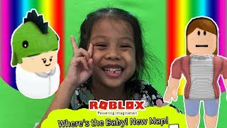 Roblox Where's the Baby New Map Unboxing TV Kids