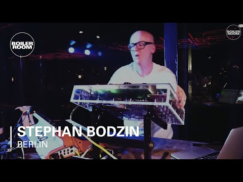 Stephan Bodzin Boiler Room Berlin Live Set