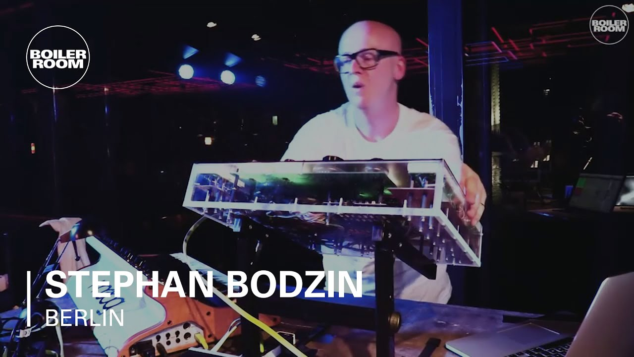 Stephan Bodzin Boiler Room Berlin Live Set Youtube