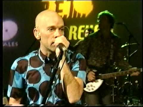 REM - Cuyahoga @ Madrid, Spain - 9 May 2001