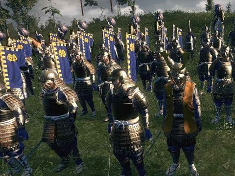 Skyrim Wallpaper Fall Total War Shogun 2 Date Campaign Gameplay Walkthrough 2