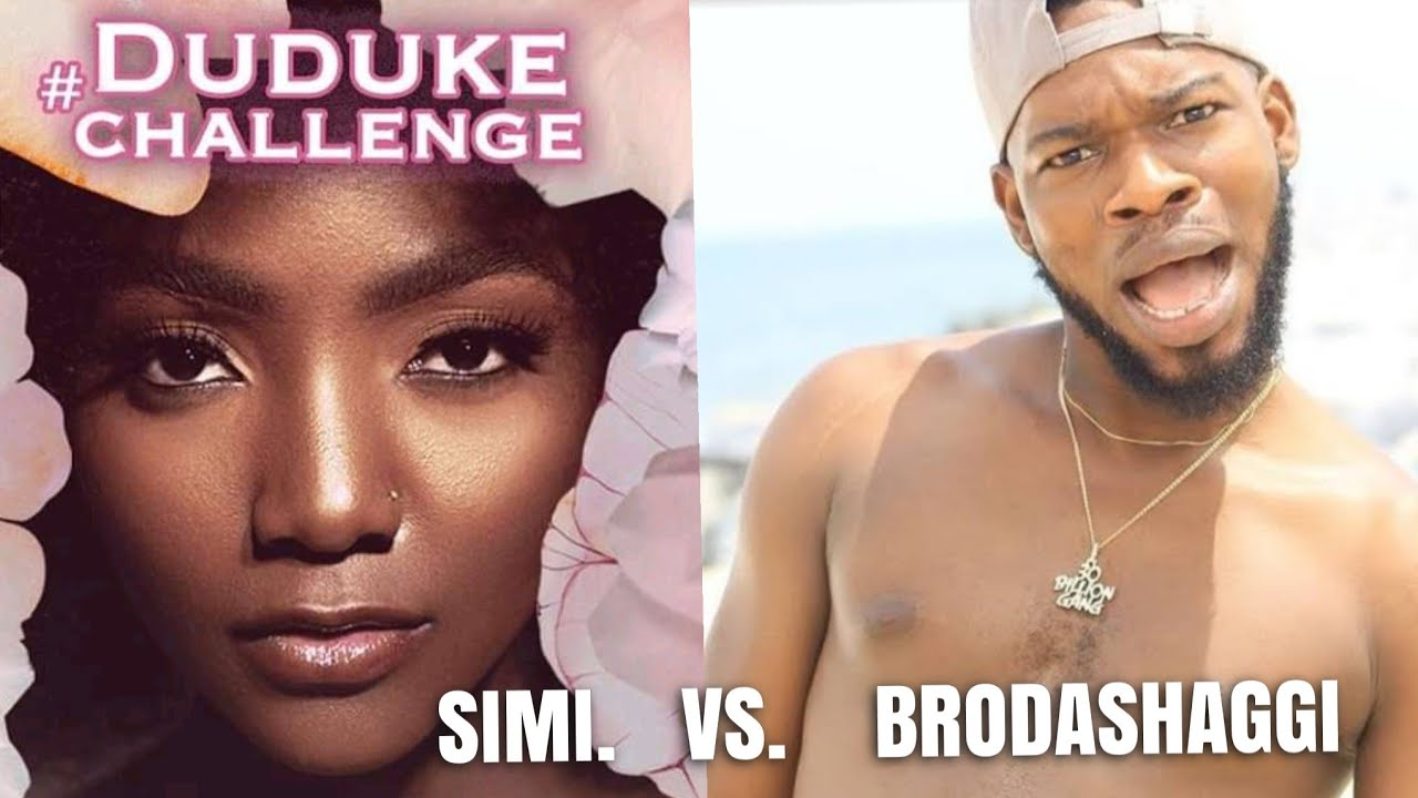 DUDUKE CHALLENGE - BY SIMI VS BRODASHAGGI AND MANY MORE ? | ESTIZZY TV