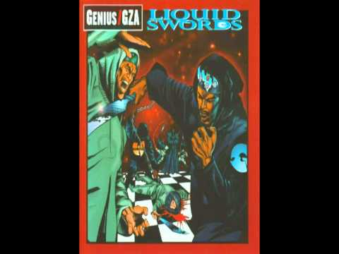 GZA feat. RZA, Masta Killa, Dreddy Kruger - Hell's Wind Staff / Killah Hills 10304