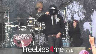 Download Festival 2011 - Hollywood Undead - Intro + Undead (HD)