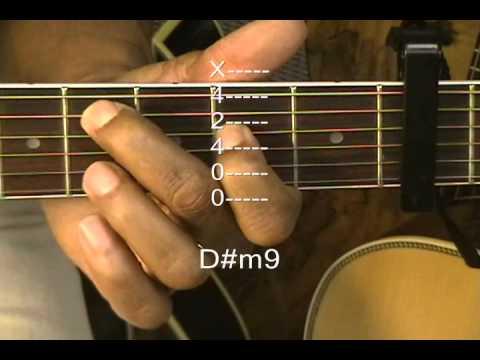 How To Play Guitar Chords Tutorial 30 Capo Fret2 Ed Sheeran Taylor