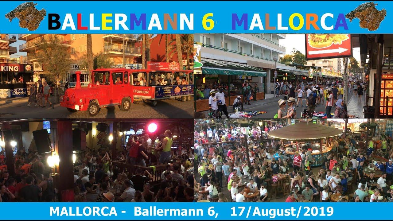 Mallorca August 2019