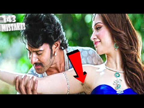 (143 Mistakes) In Baahubali - The...
