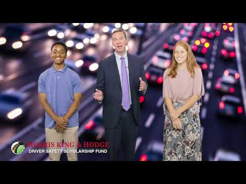 Distracted Driving Scholarship 2018 - Morris King & Hodge