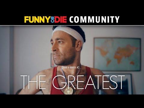 Kirk Larsen: Short A Month - The Greatest