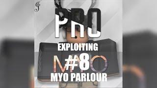 ROBLOX Protosmasher Exploiting #8: FE Btools at MYO? + Extra Fume Salon Clips