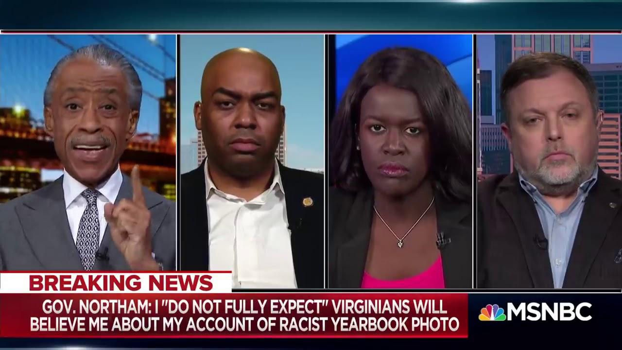 Lamont Bagby | MSNBC Politics Nation
