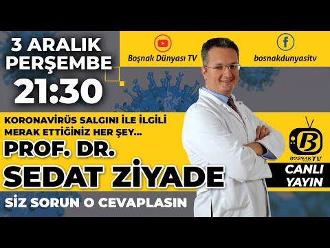 GÜNDEM ÖZEL – PROF. DR. SEDAT ZİYADE