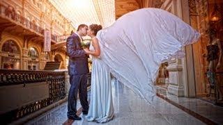Свадьба, Дмитрий и Виктория