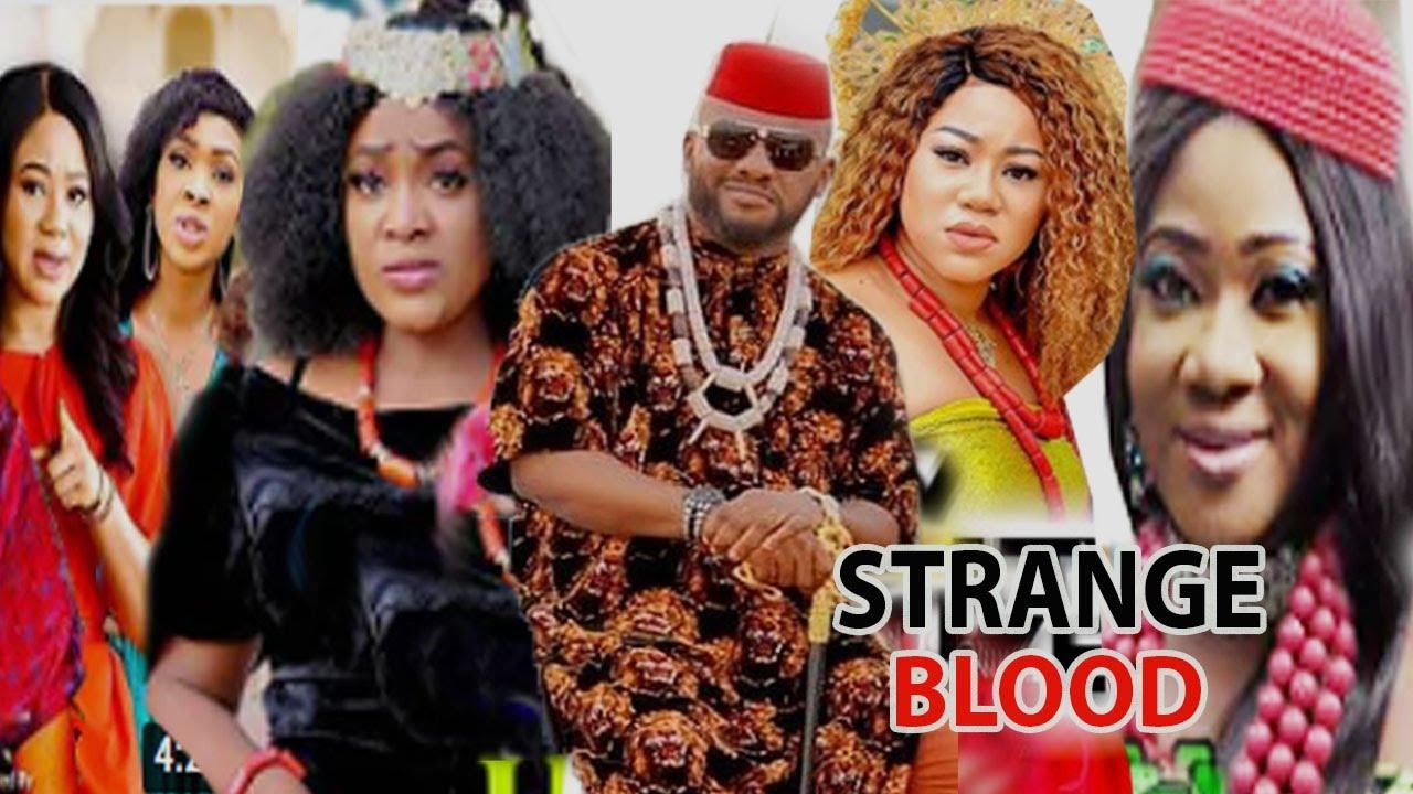 Download THE STRANGE DEATH COMPLETE 1&2  (NEW HIT MOVIE ) YUL EDOCHIE 2021 -LATEST NIGERIAN NOLLWOOD MOVIE