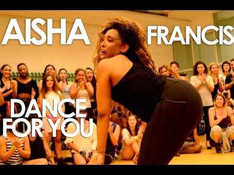 Aisha Francis - Dance For You Choreography - Workshop Brasil 17th Edition