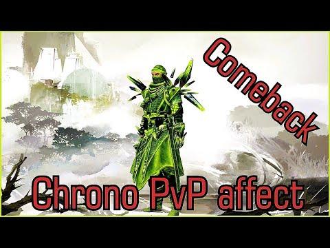Guild Wars 2 - Chronomancer / Mesmer PvP - I am BACK