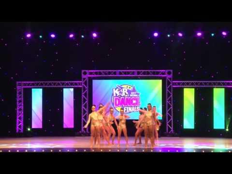 SpotLite Dance Studio 2017 - Below My Feet 1st Place National Champions KAR