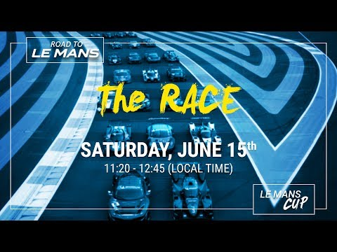 REPLAY - ROAD TO LE MANS 2019 - Race 2 - Le Mans Cup