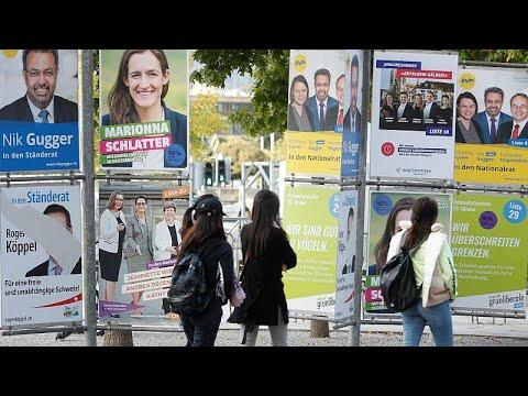 سويسرا: مكاسب تاريخية لحزب الخضر في الانتخابات التشريعية …  - نشر قبل 3 ساعة