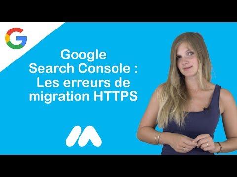 Tuto e-commerce - #GoogleSearchConsole - Les erreurs de migration HTTPS  - Market Academy