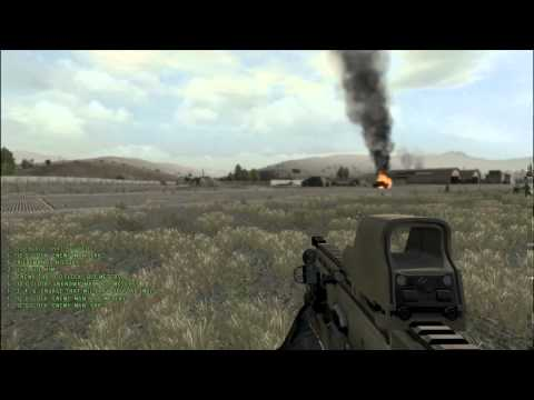 ArmA II: Operation Arrowhead [Single Player Campaign Part 1]