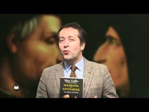 Machiavel et Savonarole de Max Gallo