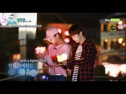 [ENGSUB] Asia where VIXX loves - EP 1 (Full)