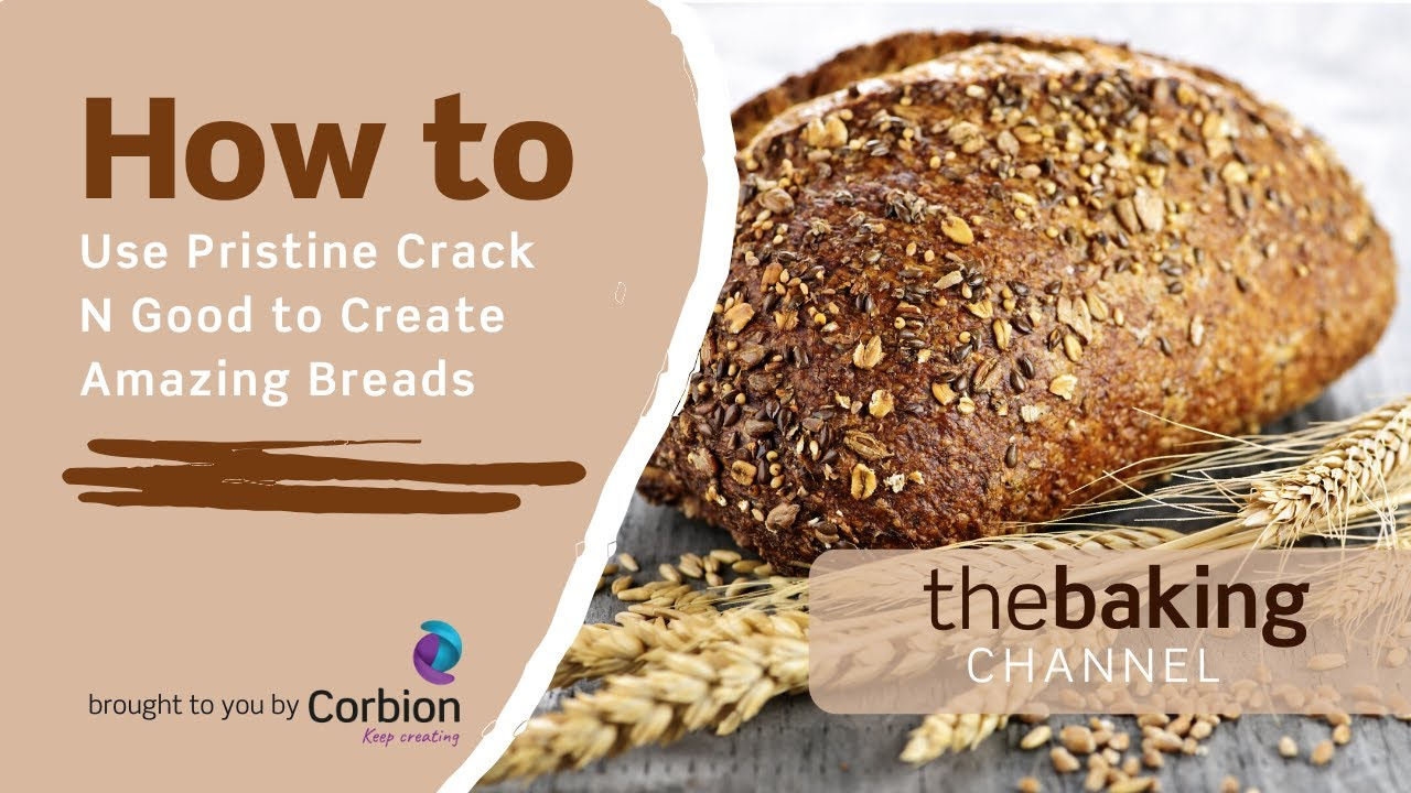 How to Use Pristine Crack N Good to Create Amazing Breads