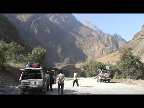 The Pamir Highway: Dushanbe to Khorog