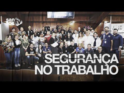 SANTOS PROMOVE SEMANA INTERNA DE PREVENÇÃO DE ACIDENTES NO TRABALHO