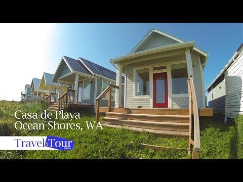 Video Tour: Casa de Playa, Ocean Shores, WA