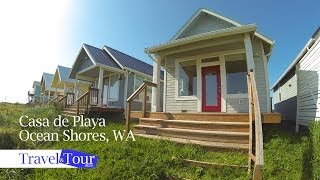 Video Tour: Casa de Playa, Ocean Shores, WA