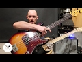 The Jazz bass vs Precision bass thing...?