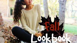 Fall Lookbook 2 || Collab Thumbnail