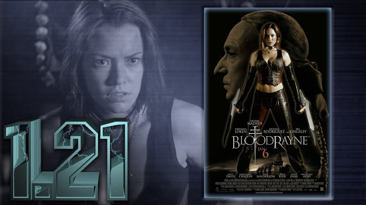 Bloodrayne 2005 Movie Review Discussion Youtube