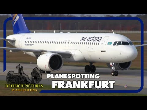 Planespotting Frankfurt Airport | November 2017 | Teil 2