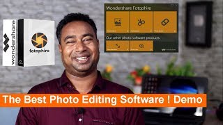 Try The Best & Professional Photo Editing Software ! Demo & Review