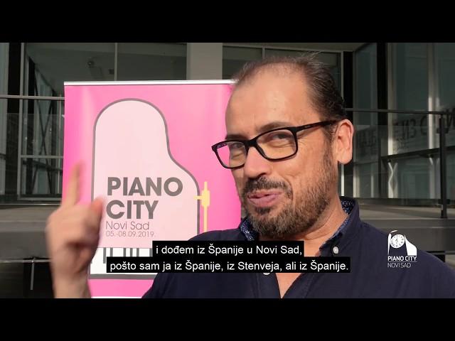 Piano City Novi Sad: David Izquierdo