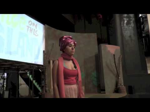 """Once On This Island"" performed by NSU Theatre & Dance"